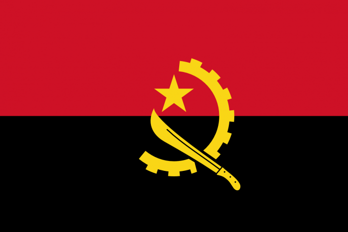 National Flag Of Angola : Details And Meaning