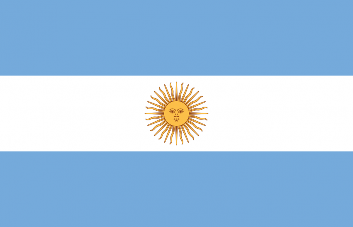 National Flag Of Argentina : Details And Meaning