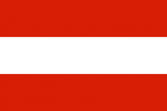 National Flag Of Austria : Details And Meaning