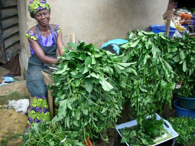Nigerian Vegetables