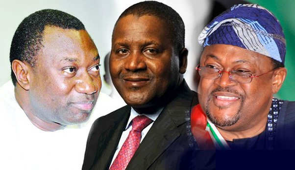 See Top 20 Nigeria Richest Men And Their Businesses