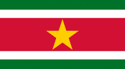National Flag Of Suriname : Details And Meaning