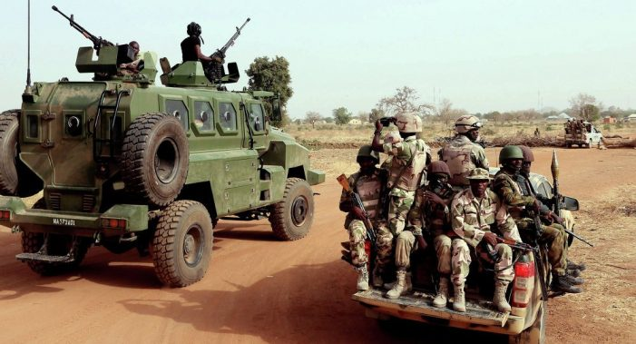 List Of Nigerian Army Officers