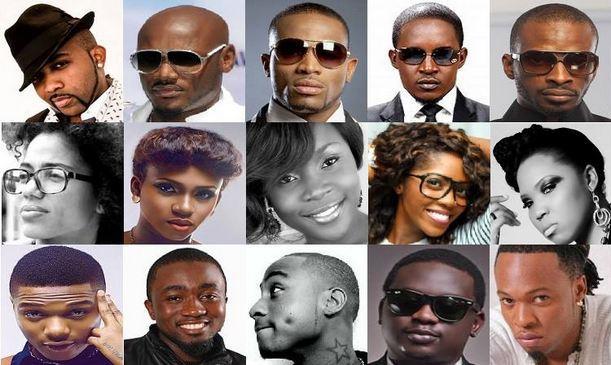 See Top 20 Richest Nigeria Musicians