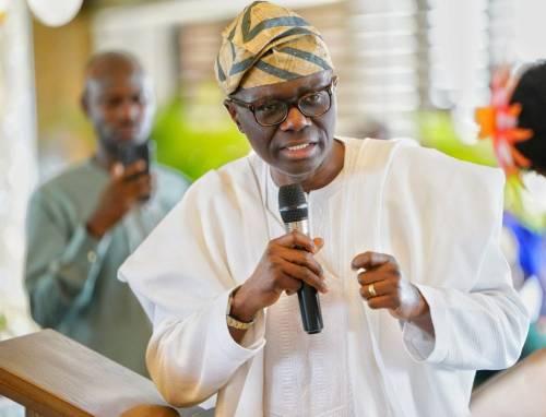 Executive Governor of Lagos, Babajide Sanwo-Olu