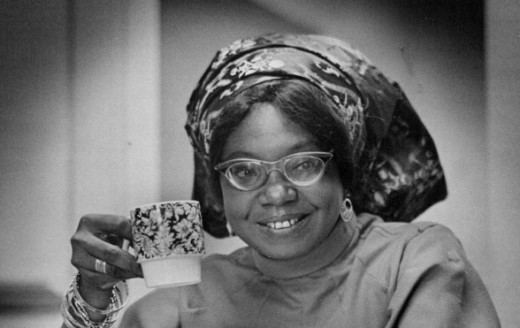 First Woman To In Nigeria:Women First In Nigeria