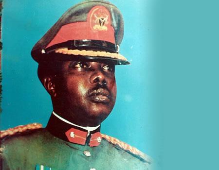 Gen. Murtala Mohammed