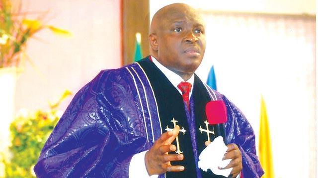 Bishop (Dr.) Chris Kwakpovwe