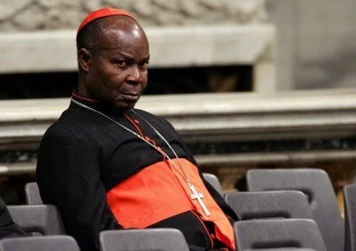 Cardinal Anthony Olubunmi Okogie