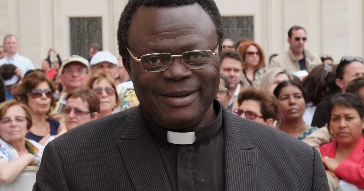 Very Rev. Fr. Emmanuel Matthew. Paul. Edeh