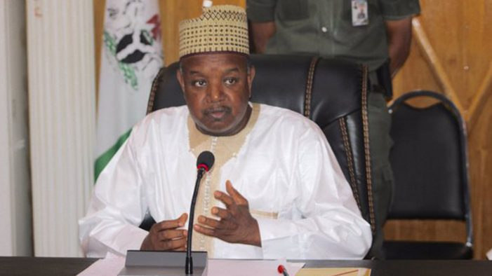 Biography Of Abubakar Atiku Bagudu