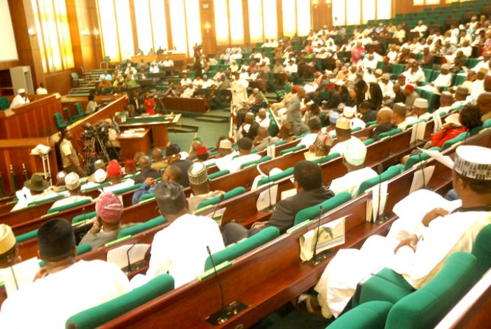 Chairmen, Vice-Chairmen Of The 9th House of Reps (Full List)