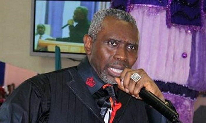 Pastor-Ayo Oritsejafor