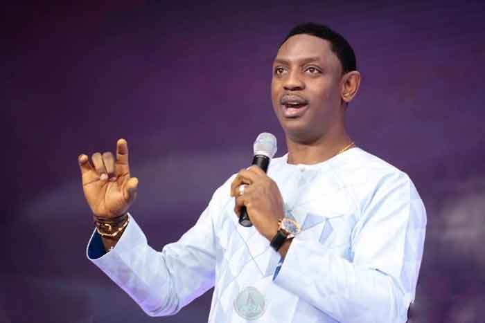 Biography Of Pastor Biodun Fatoyinbo