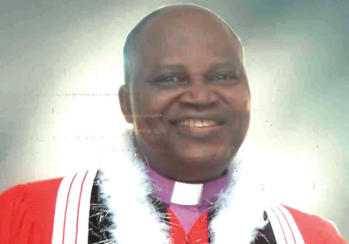 Biography Of Primate Theophilus Olabayo