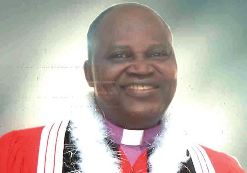 Primate Theophilus Olabayo
