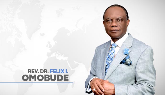 Rev. Dr. Felix Ilaweagbon Omobude