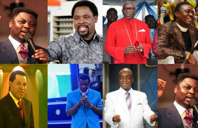 List Of All Nigeria Pastors And Their Biographies