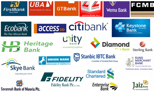 List Of Commercial Banks With National Authorization In Nigeria