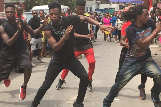 List Of Nigeria Dancers