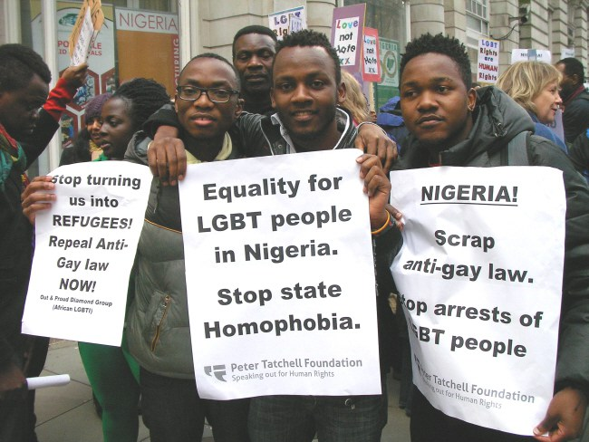 Nigeria and Gay (LGBT) Rights
