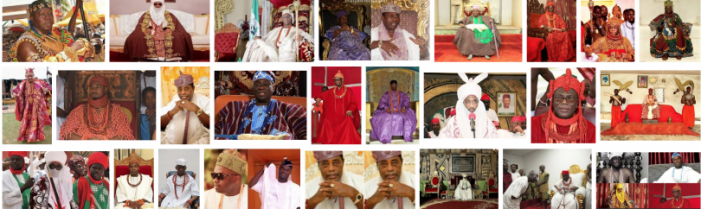 List Of Nigeria Richest Kings