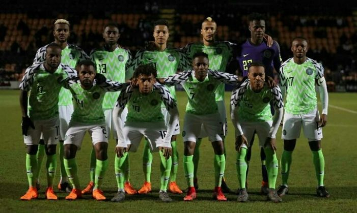 List Of Nigeria World Cup 2018 Players