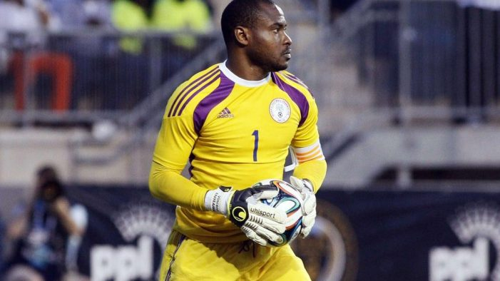 List Of Nigeria Goalkeepers