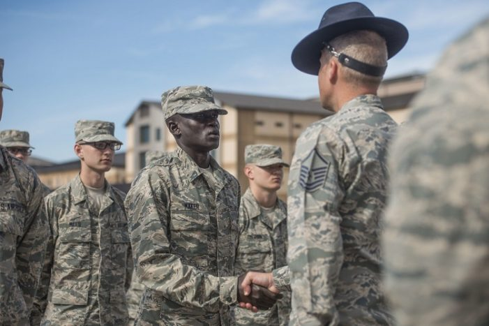 Requirements For Joining The U.S. Military