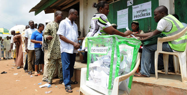 2019 Election: INEC Official List Of Registered Voters By State