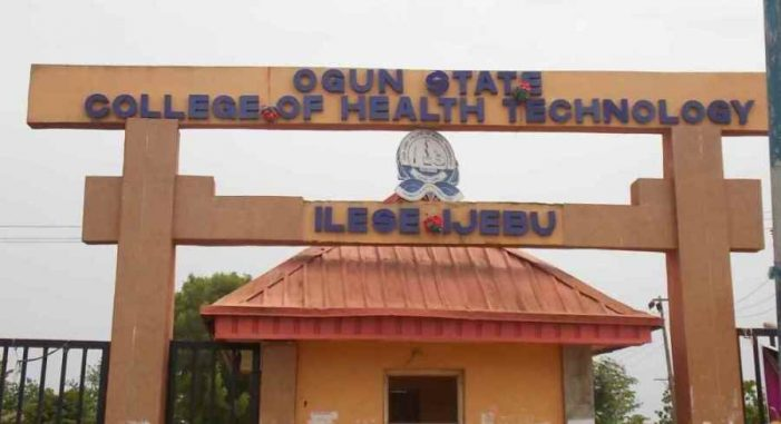 List Of School Of Health Technology In Nigeria By State