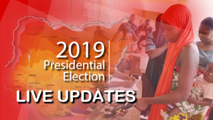 2019 Presidential Election Result Live Broadcast By INEC Chairman
