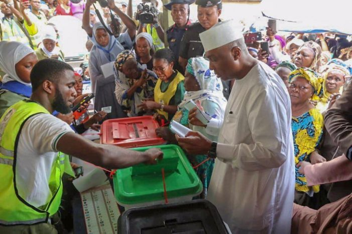 INEC Official Result For Nigeria 2019 Senatorial Election Per State