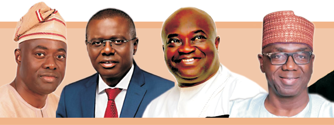 Complete List Of Governors Elected In 2019 Election