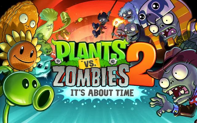 Official Plants vs. Zombies 2 : 2019 Major Changes update and Announcement
