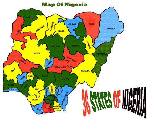 Debt Profile Of All Nigerian States 2019 – DMO