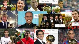 All Ballon d'Or Winners Since 1956