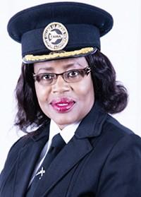 Nigerian First Women - Captain Chinyere Kalu