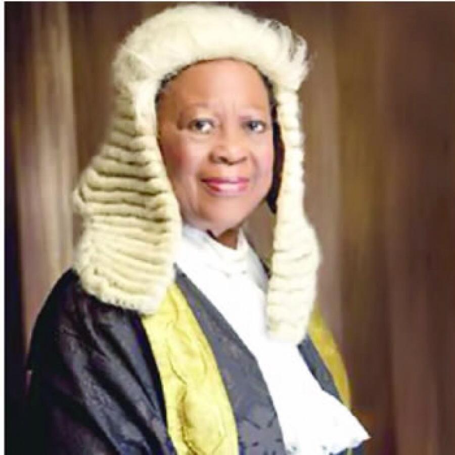 Nigerian First Women - Chief Folake Solanke (SAN)