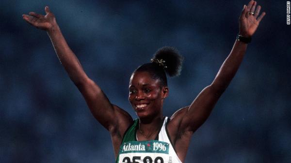 Nigerian First Women - Chioma Ajunwa