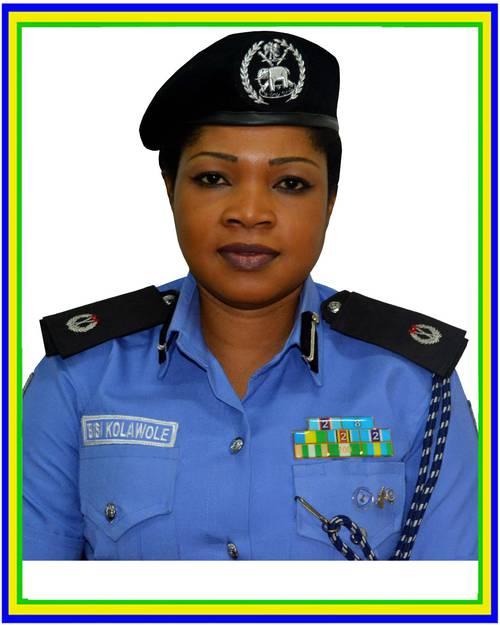 Nigerian First Women - Olabisi Alofe-Kolawole