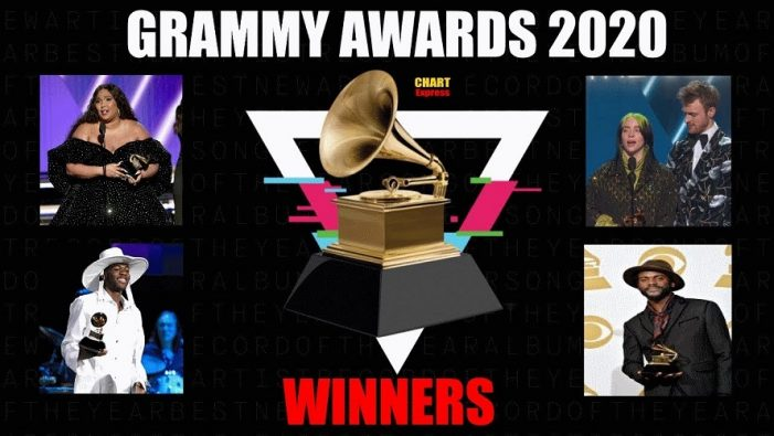 Grammy 2020: Complete List Of All The Winners