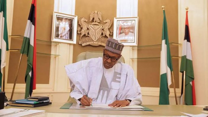 Coronavirus: Full-Text Of President Buhari's Speech, Sunday 29th March (Video)