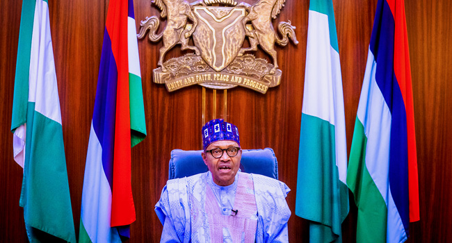 Nigeria@60: President Buhari's Independence Day Speech (Full Text)